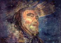 Meine Worte sind wie die Sterne.. by Marie Luise Strohmenger