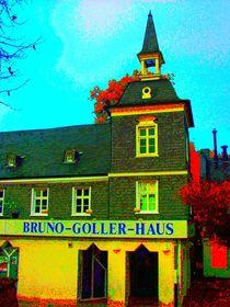 DAS BRUNO-GOLLER HAUS/BAUMHOF von gummersbach