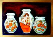 Drei Vasen by Irina Usova