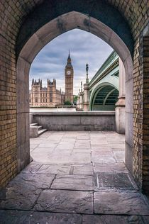 London Westminster IV von elbvue