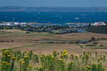 Bembridge Harbour and The Solent von Rod Johnson