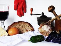 lunch avec de Chirico#2 by Katia Terpigoreva