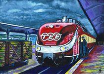 TEE Eisenbahn von anel