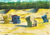 Strandkörbe by anel