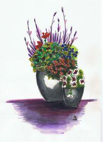 Blumen by anel