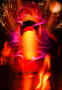 Leuchtturm 9 by Walter Zettl