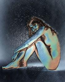 blue temptation von Christian Haberäcker