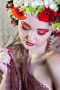 Flowers II by Kiara Black