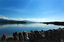 Loch Lomond von Kiara Black