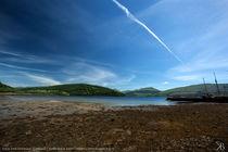 Loch Fyne Scotland von Kiara Black