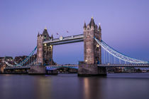 London Tower Bridge IV von elbvue by elbvue