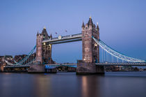 London Tower Bridge III von elbvue von elbvue