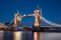 London Tower Bridge II von elbvue by elbvue