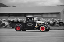 Ford Hot Rod Pickup Colorkey von Mark Gassner
