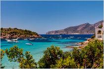 Mallorca - Sant Elm Südwestküste by Jürgen Seibertz