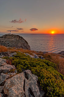 Mallorca - Sonnenaufgang Formentor von Jürgen Seibertz