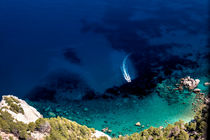 Mallorca - Deep blue Sea by Jürgen Seibertz