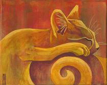 'in der Ruhe liegt die Kraft' by Anna Asche