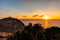 Mallorca - Sunrise@Formentor von Jürgen Seibertz