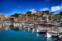 Mallorca - Port de Soller von Jürgen Seibertz