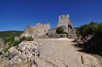 Dvigrad Ruinen, Istrien by Mark Gassner