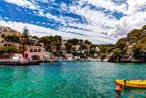 Mallorca - Cala Figuera waterside by Jürgen Seibertz