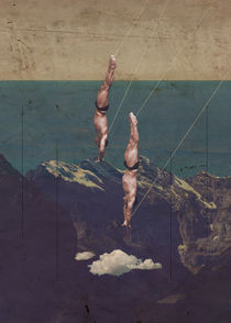 High Diving von Mihalis Athanasopoulos