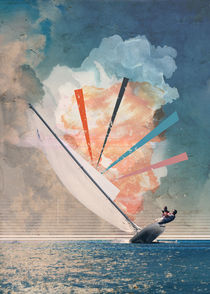 Sailing, takes me away von Mihalis Athanasopoulos
