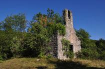 Ruine der Sv. Martin Kapelle von Mark Gassner