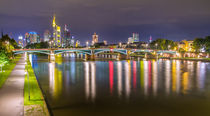 Skyline Frankfurt IV by photoart-hartmann