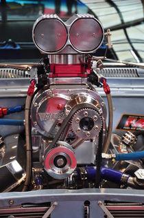 V8 Dragster Motor von Mark Gassner