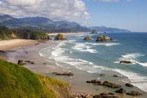 Cannon Beach by Christoph Ponak