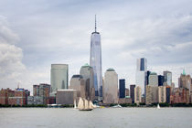 NY, NY by Christoph Ponak