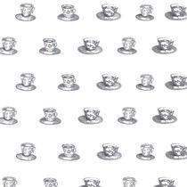 Teacups von Caroline Allen