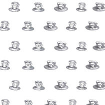 Teacups by Caroline Allen
