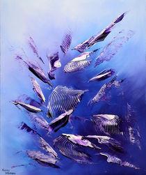 Deep blue dream von Thierry Vobmann