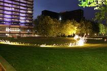 'Hamburg, City Nord, Lichterfestival - Festival of Lights 6' von Marc Heiligenstein