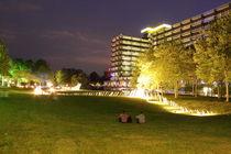 Hamburg, City Nord, Lichterfestival - Festival of Lights 5 von Marc Heiligenstein