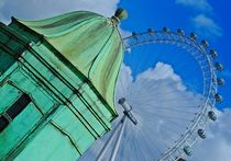 London eye von loewenherz-artwork