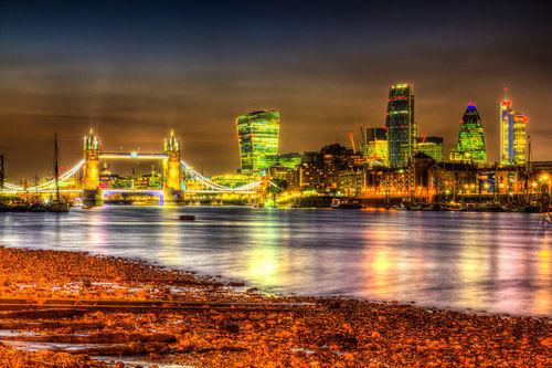Thames-foreshore
