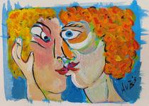 Heavenly in love by Annelies van Biesbergen