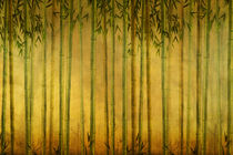 Bamboo Rising by Peter  Awax