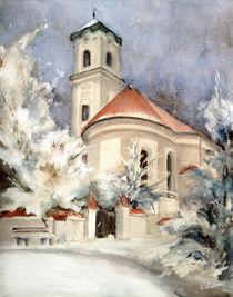 Cuvillier-Kirche Asbach von Chris Berger