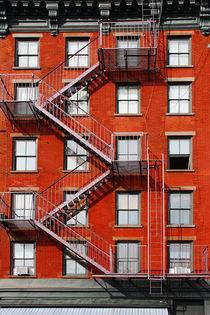 New-york-city-fire-escape
