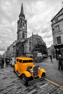 Hot rod in Edinburgh von Víctor Bautista
