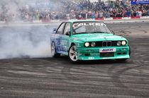 Drifting BMW M3 E30 von Mark Gassner