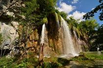 Wasserfälle der Plitvicer Seen, Kroatien by Mark Gassner