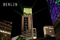 Kurfürstendamm bei Nacht von MaBu Photography
