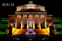 Das Konzerthaus in Berlin - Festival of Lights von MaBu Photography