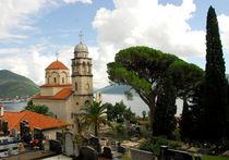 Savina, Montenegro. by Philip Shone